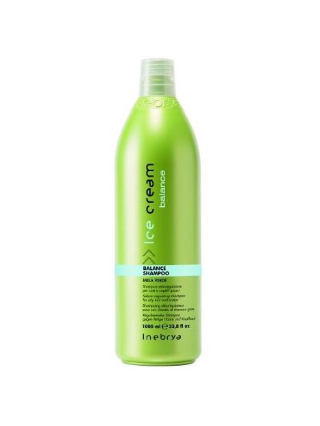 Shampoing cheveux gras BALANCE INEBRYA 1L