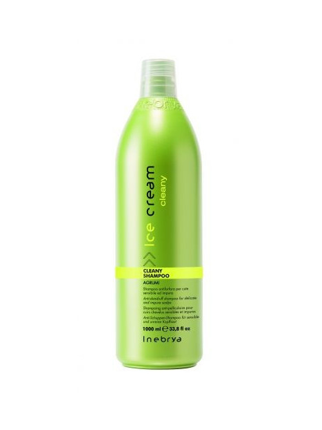 Shampoing anti-pelliculaire CLEANY INEBRYA 1l