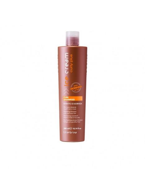 Shampoing hydratant cheveux bouclés et frisés CURL SHAMPOO INEBRYA 300ml
