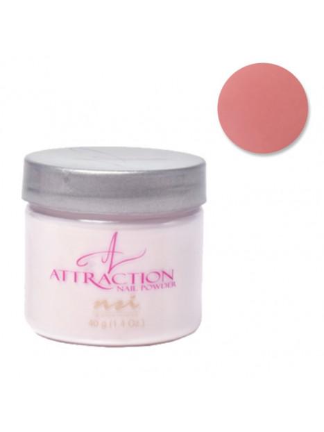 Résine poudre acrylique Attraction Purely Pink NSI 40 grs
