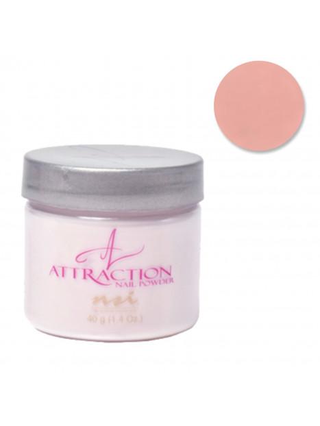 Résine poudre acrylique Rose Blush NSI 40 grs