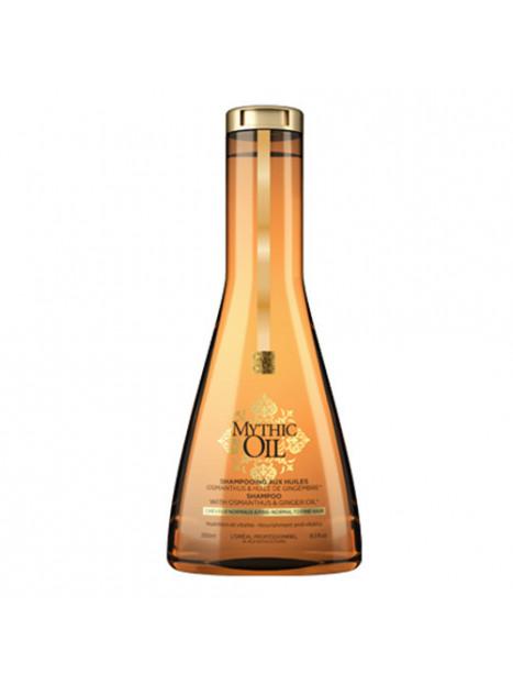 Shampoing Mythic Oil cheveux normaux à fins L'Oréal Professionnel 250 ml
