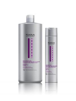 Shampoing pour cheveux secs DEEP MOISTURE KADUS 1L