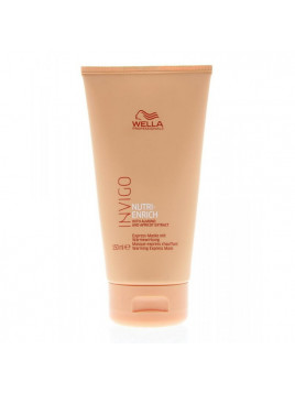 Masque auto-chauffant Invigo Nutri-Enrich WELLA 150 ML