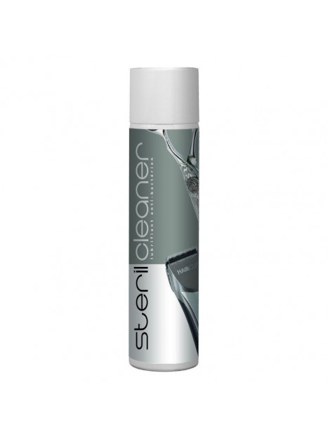 Spray Steril Cleaner lubrifiant antibactérien HAIRCUT Professional 300 ml