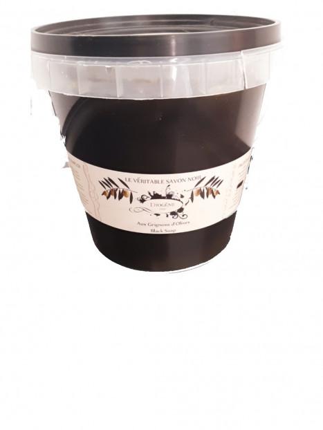 Savon noir aux grignons d'olives Diogène 1 kilo
