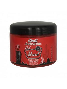 Pot de gel coiffant fixation Hard Hairgum 500 grammes