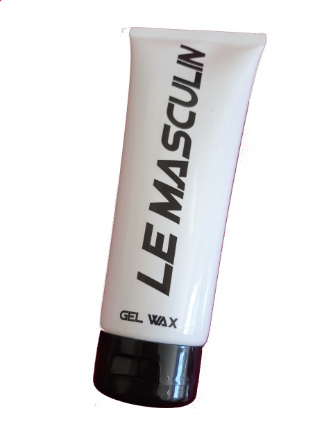 Gel WAX coiffant LE MASCULIN 250 ml