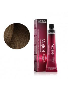 Coloration avec ammoniaque Majirel n°7.12 Blond irisé cuivré de L'Oréal Professionnel