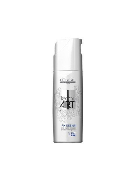 Spray fixation forte FIX DESIGN TECHNI ART L'OREAL 200ML