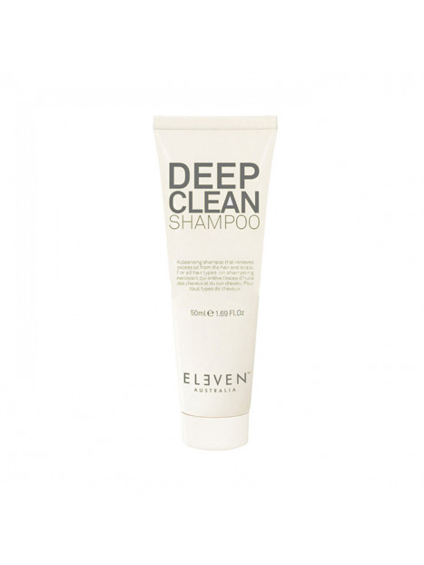 Shampoing Deep Clean Eleven 50ml