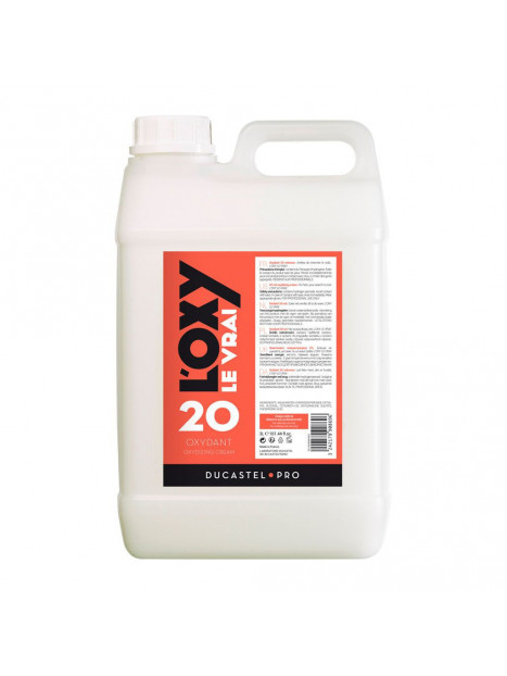 Oxydant 20 volumes L'OXY DUCASTEL 3 litres