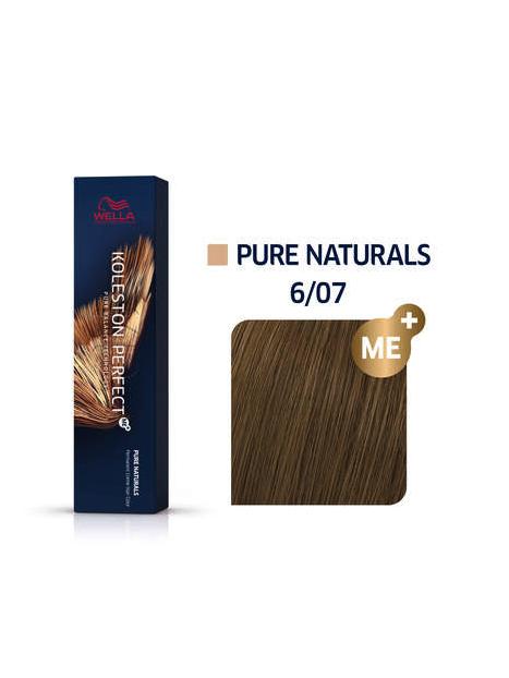 Coloration Koleston Perfect Me+ Pure Naturals 6/07 60ml