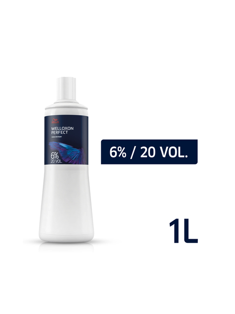 Oxydant WELLOXON PERF ME+ 20V 6% 1000ML