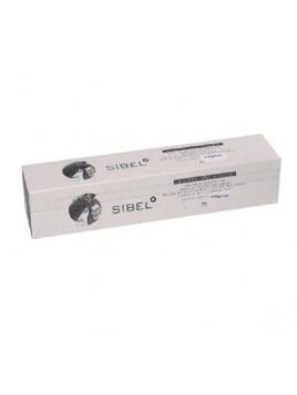 Papier aluminium mèches 29x120 15 microns