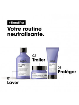 Routine Blondifier Cool L'ORÉAL PRO